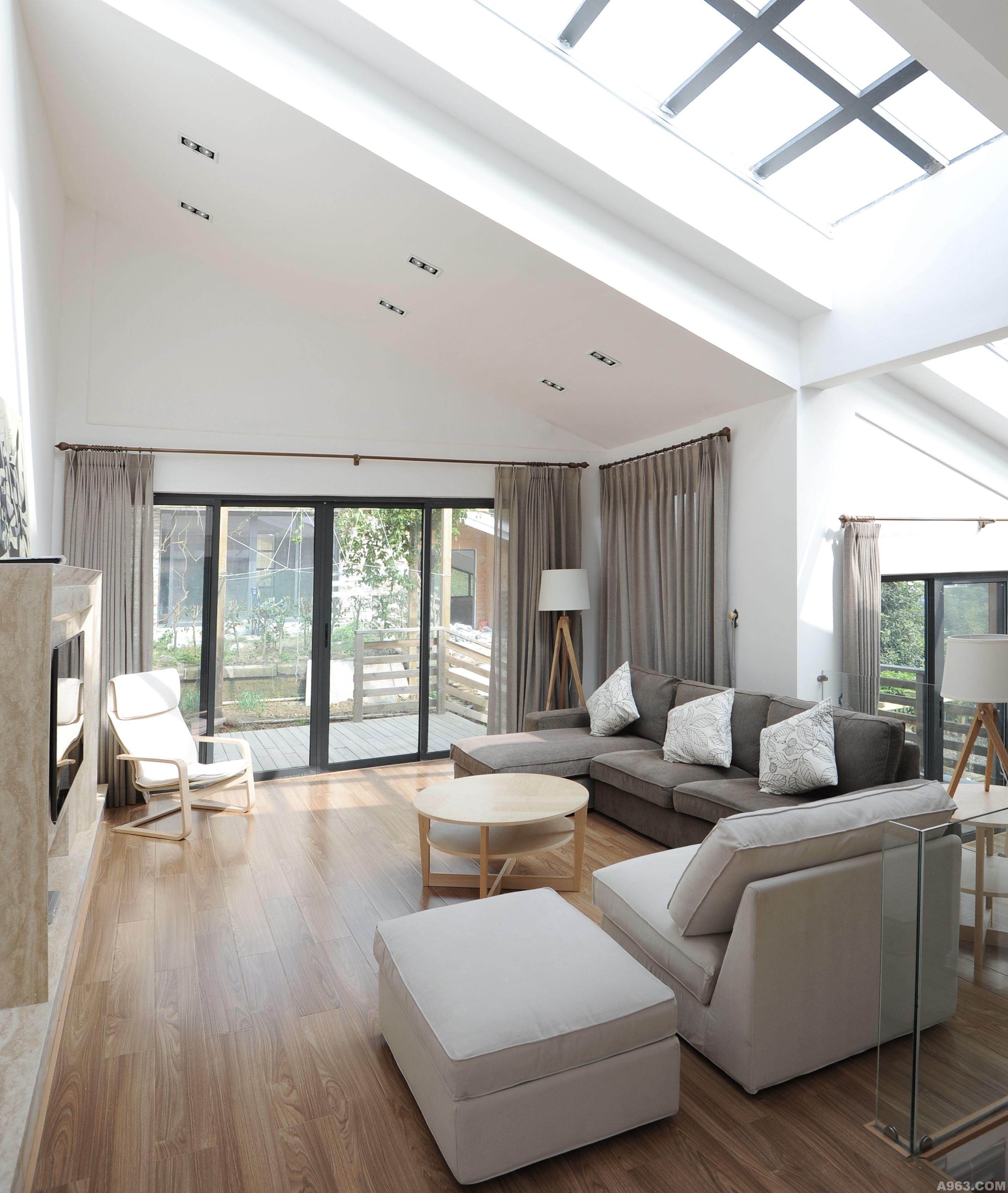 纯空间 - 别墅豪宅 - 厦门室内设计网_厦门室内设计